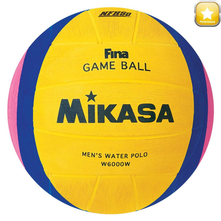 Premium Water Polo Game Ball