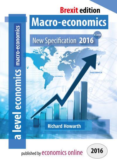 A Level Macro-economics New Specification - eBook (individual license)