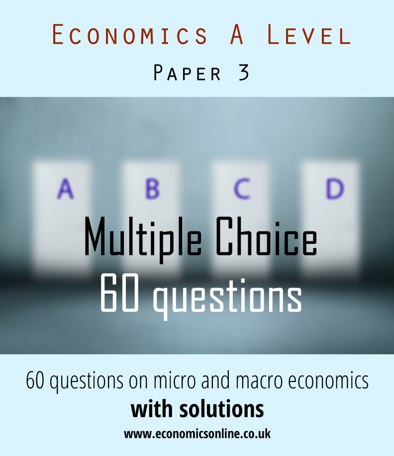 Multiple Choice for Paper Three (Student License)
