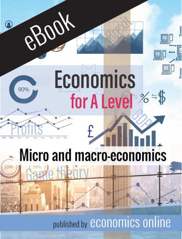 A Level Economics - eBook School and College License