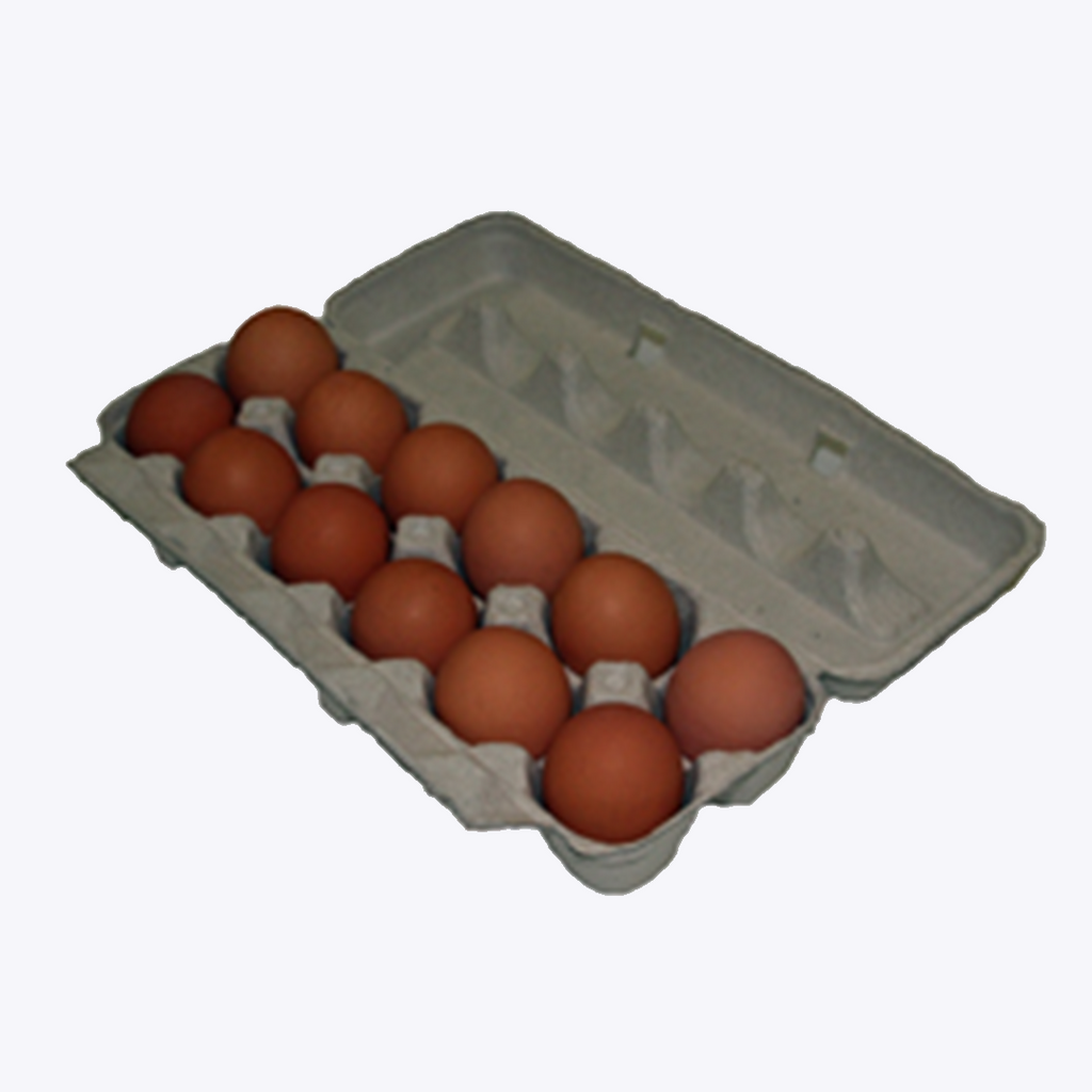 Creswick Farm's Eggs Packed In A Carton