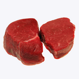 Almost everyone knows filet mignon to be one of the most popular, and coveted, cuts of beef. Carefully cut from the tenderloin and presented in perfect portions, this is the most tender selection and the purest expression of what beef can be all on its own.