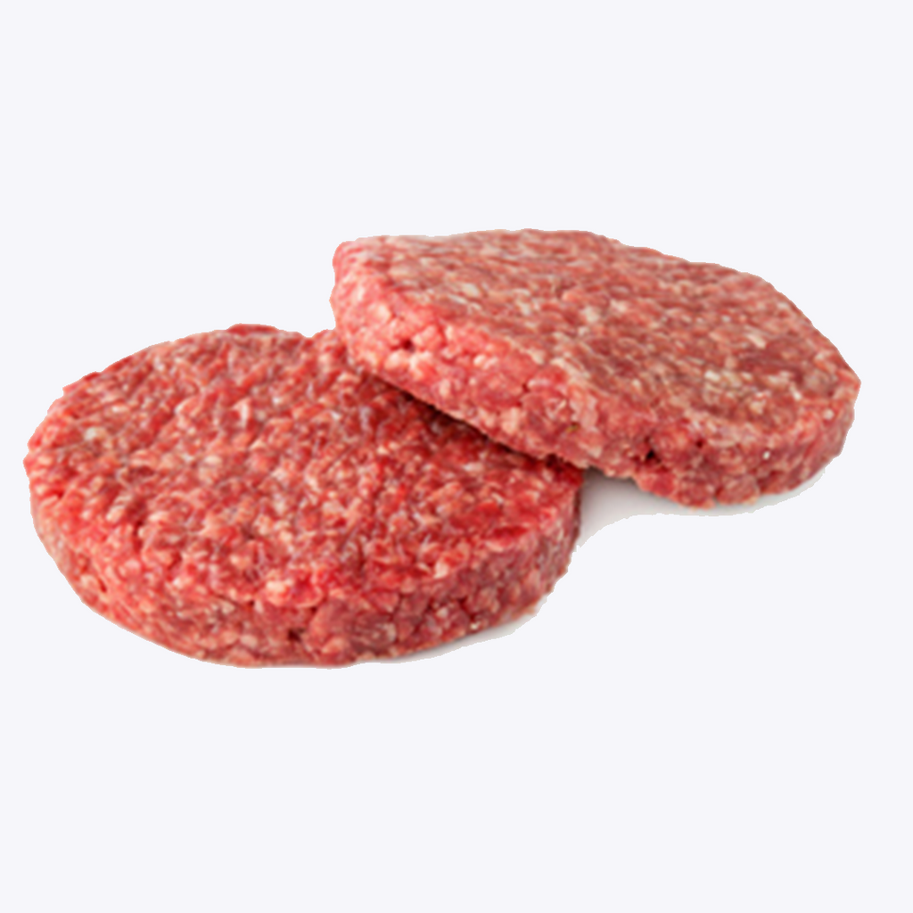 "We take great pride in the quality of our Patties! Unlike the 'stuff"" you find out we use choice cuts in ours and gently process it eliminating bruising. Our 80% Lean Burger Patties are full of heart-healthy CLA and Omega-3 fatty acids, so stock up for the summer grilling season and you will be doing your family a favor! We currently offer 1/4 or 1/3 pound patties."