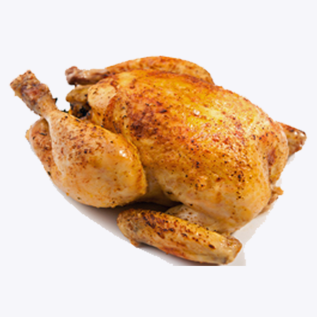 Pastured Chicken, Smoked, Whole