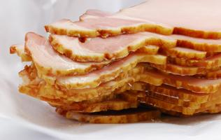 Creswick Farm's Canadian Bacon Freshly Sliced