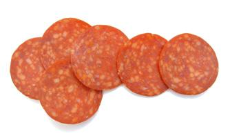 Beef Pepperoni Slices
