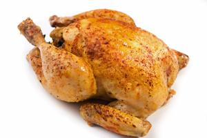 Creswick Farm's Medium Cooked Whole Chicken