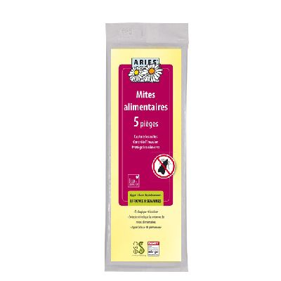 Anti Mites Alimentaire Recharges X5  Aries
