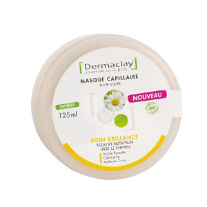 Masque Soin Brillance 125 Ml Dermaclay