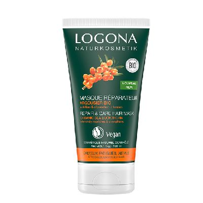 Masque Reparateur Argousier Bio 150 Ml Logona