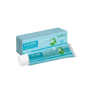 Dentifrice Menthe Douce  50ml Cattier