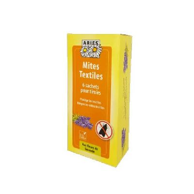 Anti Mites Textile Protection Tiroir Aries