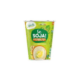 So Soja Citron Gingembre The Vert 400 G Sojade