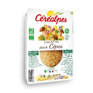 Galettes Forestiere 2x90g Cerealpes