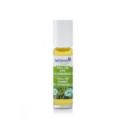 Roll On Ete Citronnelle 10 Ml Ladrome
