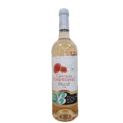 Vin Rose Chateau Chavrignac 75 Cl De France