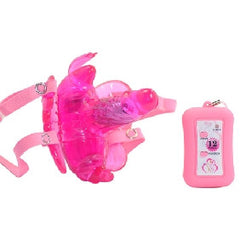 Butterfly Remote Control Vibrator