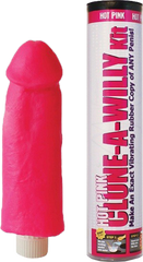 Clone A Willy - Hot Pink