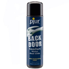 Back Door Comfort Water Anal Glide - Pjur Lubricant 100ml