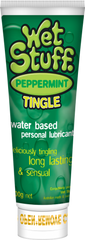 Wet Stuff - Peppermint Tingle Lubricant 100g