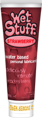 Wet Stuff - Strawberry Personal Lubricant 100g