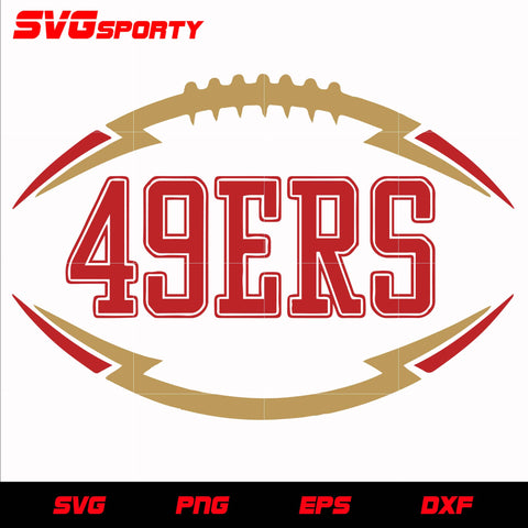 National Football League Nfl Vector In The Svg File Format For Cut Svg Sporty