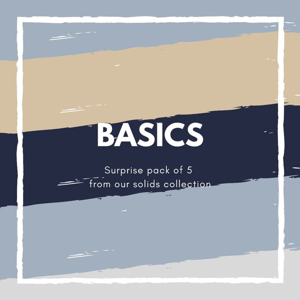 Basics - Surprise Pack of 5