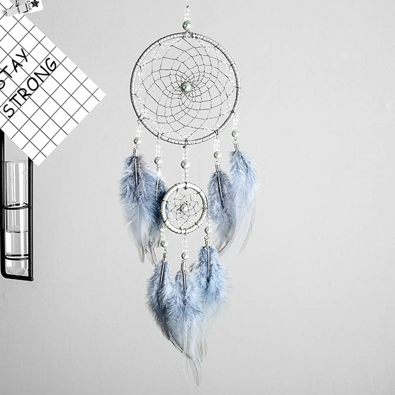 Handcrafted dream catcher (size small)