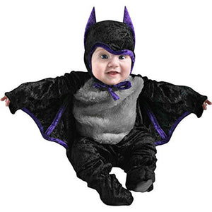 Baby Boy and Girl Romper Jumpsuit Hat Halloween Outfit