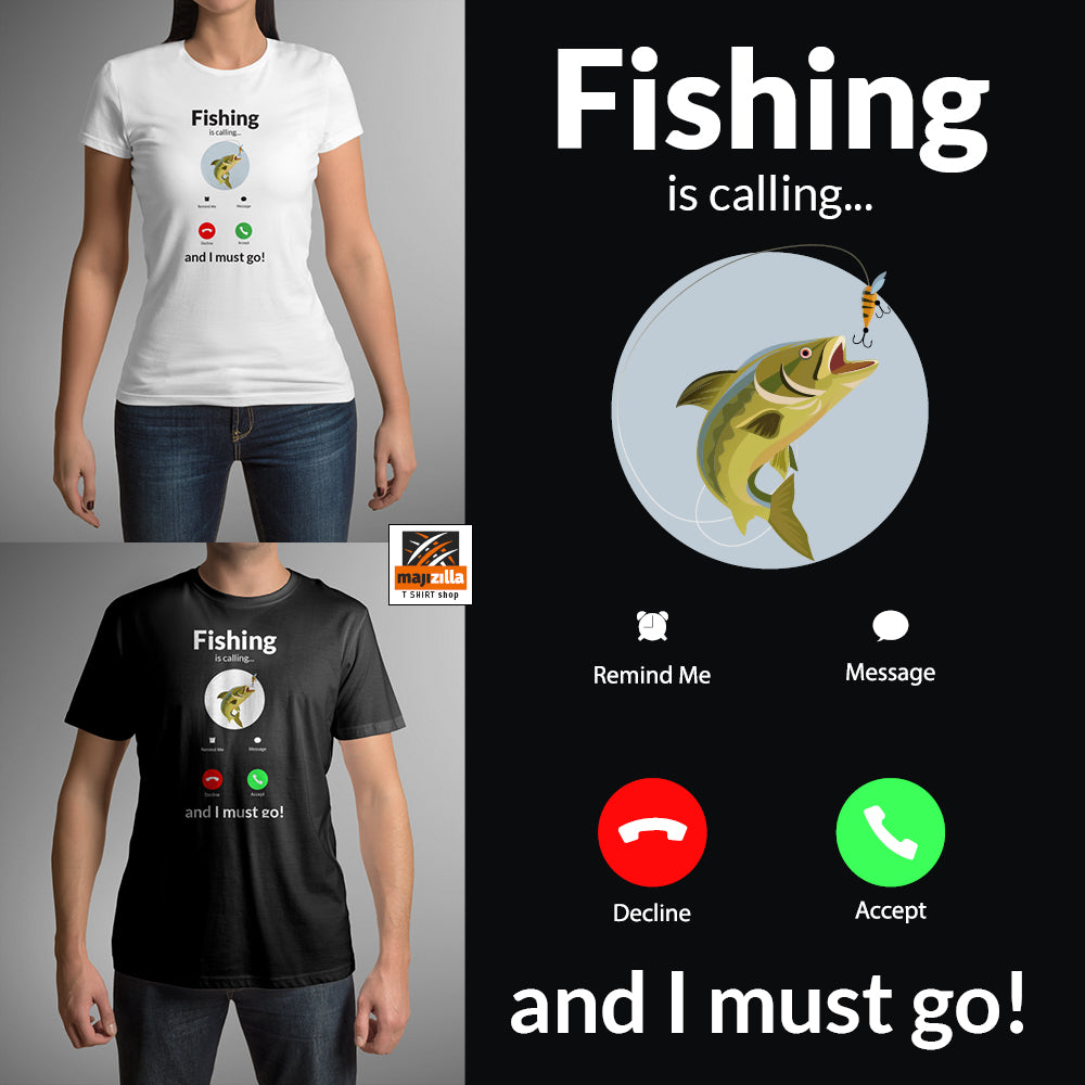 Fishing is calling - majizilla