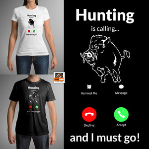 Hunting is calling - majizilla