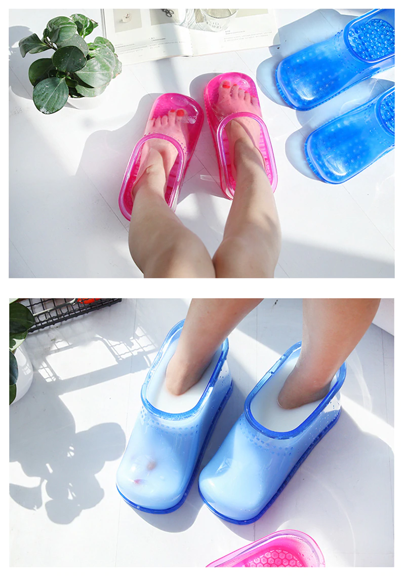 Fashion Lightweight Magnetic Massage Foot Bath Shoes
