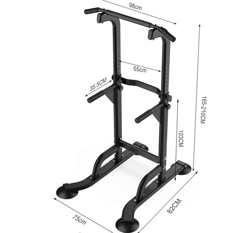 Indoors Multi-functionality Pull Up Rack