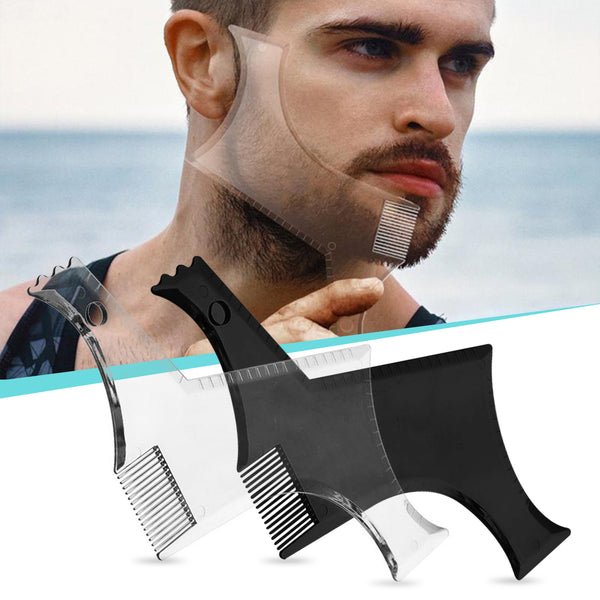 KleanCut 7-in-1 Beard Cutting Guide Shaper