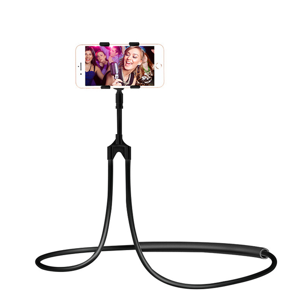 Flexible Hanging 360 Degree Mobile Phone Holder