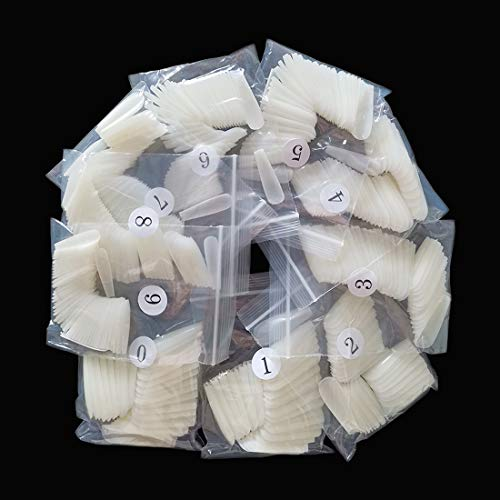 500 Pcs Ballerina Long Nails Decorate it Yourself - TheNailsClub