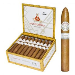 Montecristo White #2 Belicoso (Single)