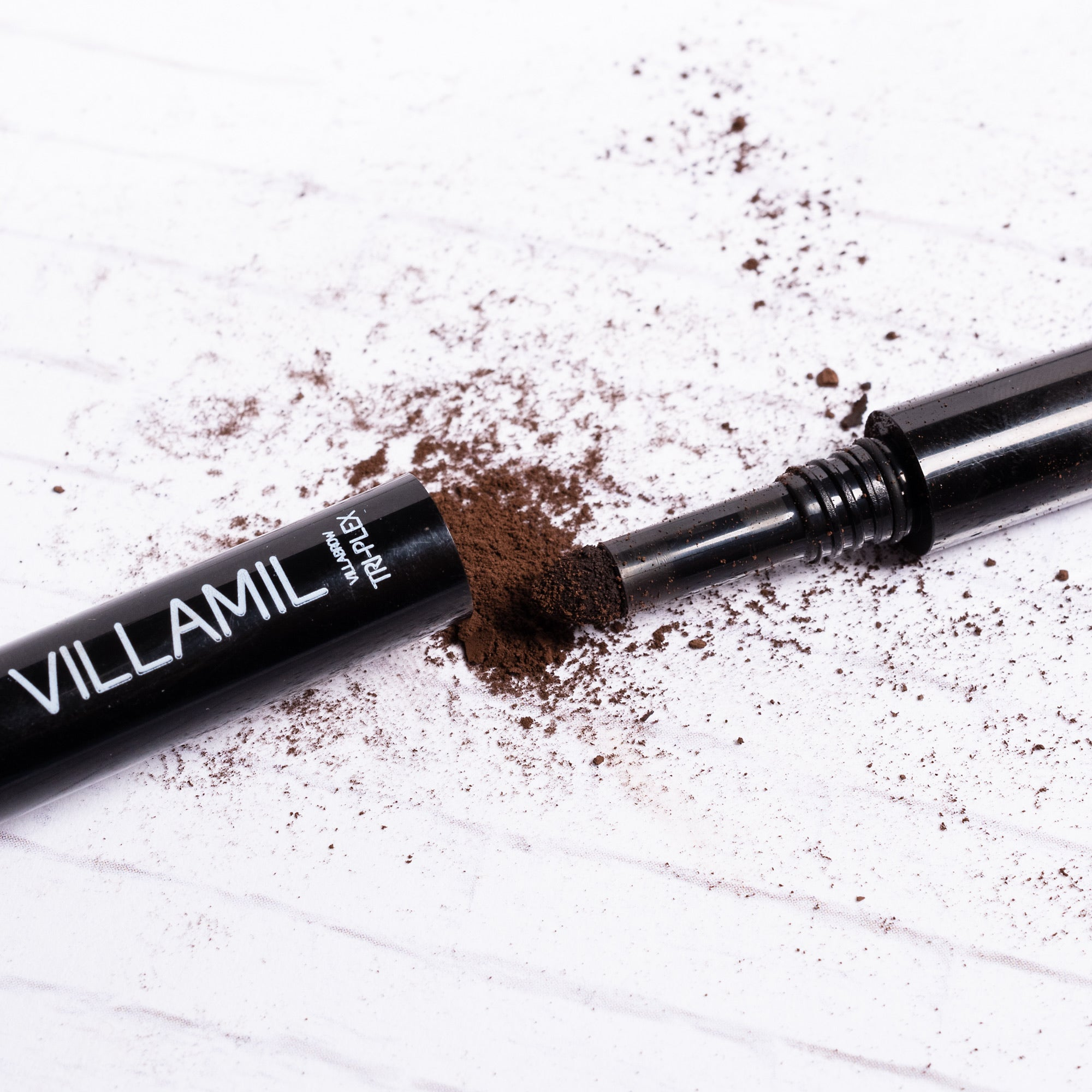 VILLABROW ™ Tri-Plex  3-1 Brow Enhancer (03 BROWNIE POINTS)