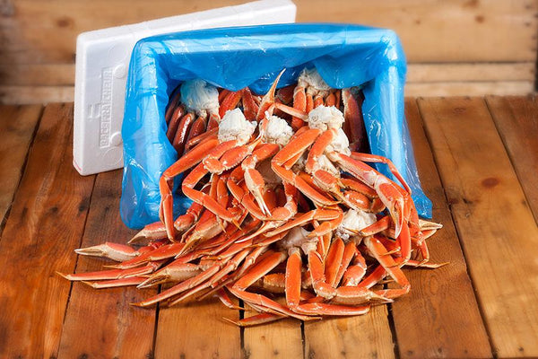 Fresh snow crab 2L - 10 lbs