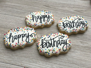 Celebration Cookie Gift Box | LARGE