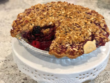 Load image into Gallery viewer, Berry Crumb Pie