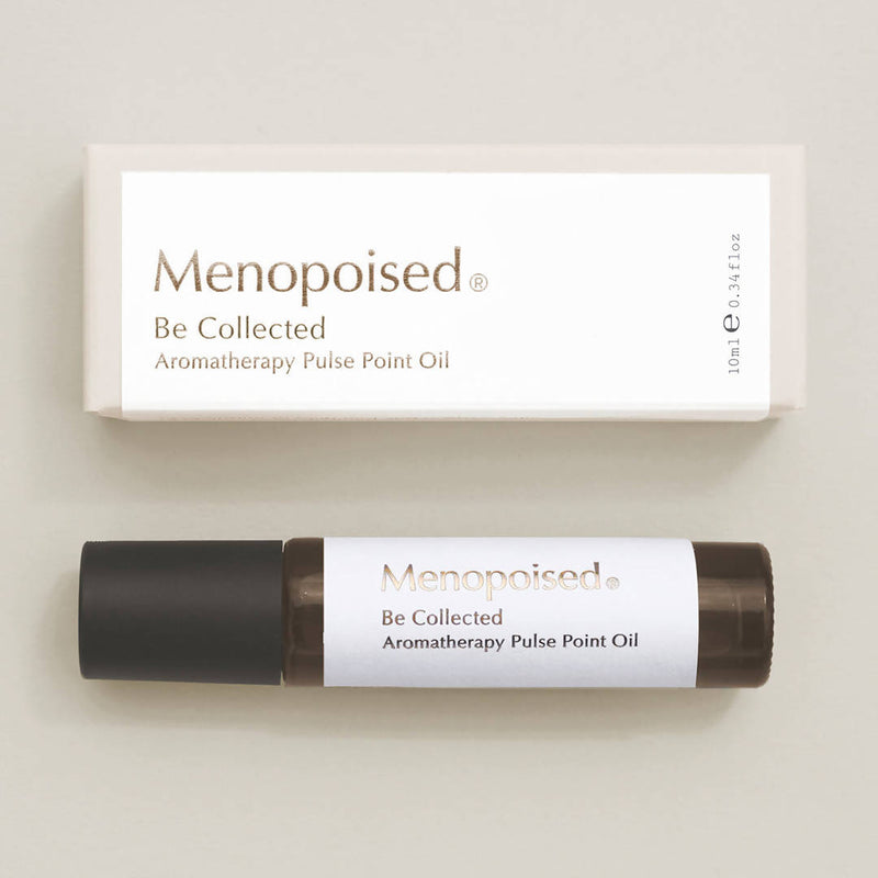 Menopoised Aromatherapy Be Collected Pulse Point Oil