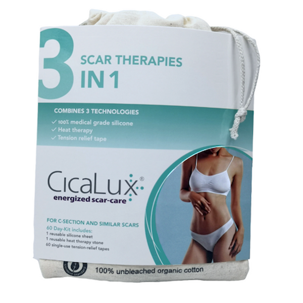 CicaLux - Energized Scar Therapy
