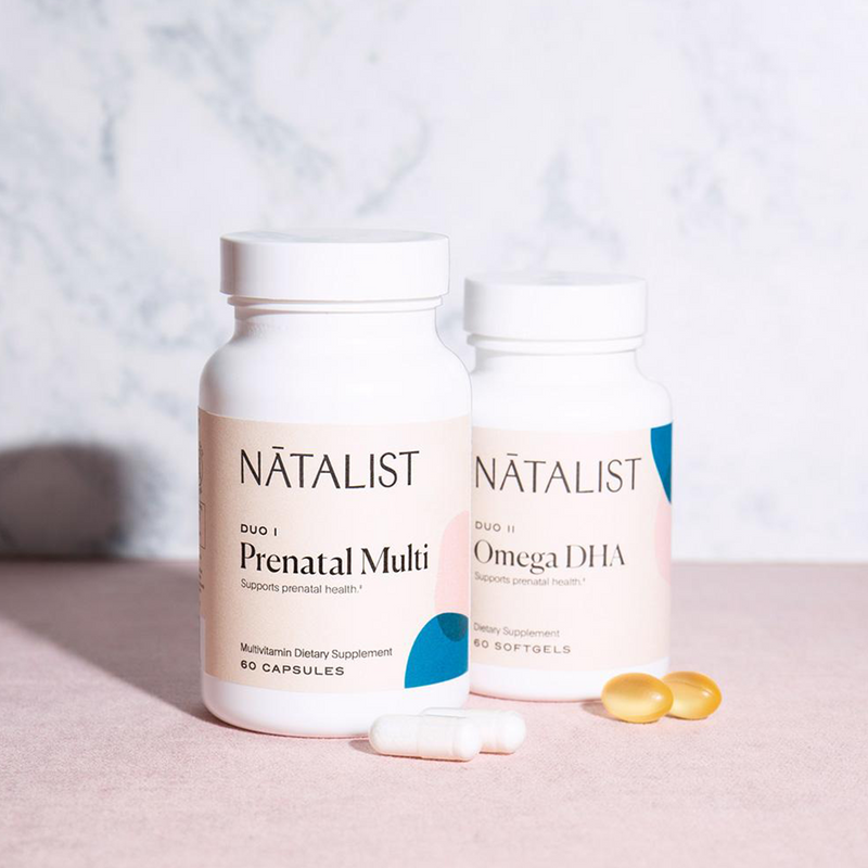 Natalist The Get Pregnant Bundle