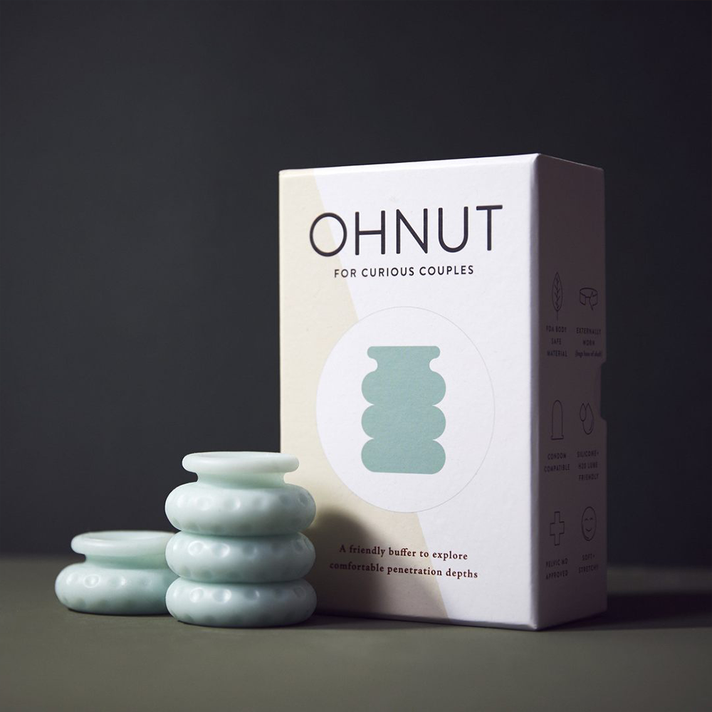 Ohnut Wearable: Painful Sex meets a feel-good Buffer