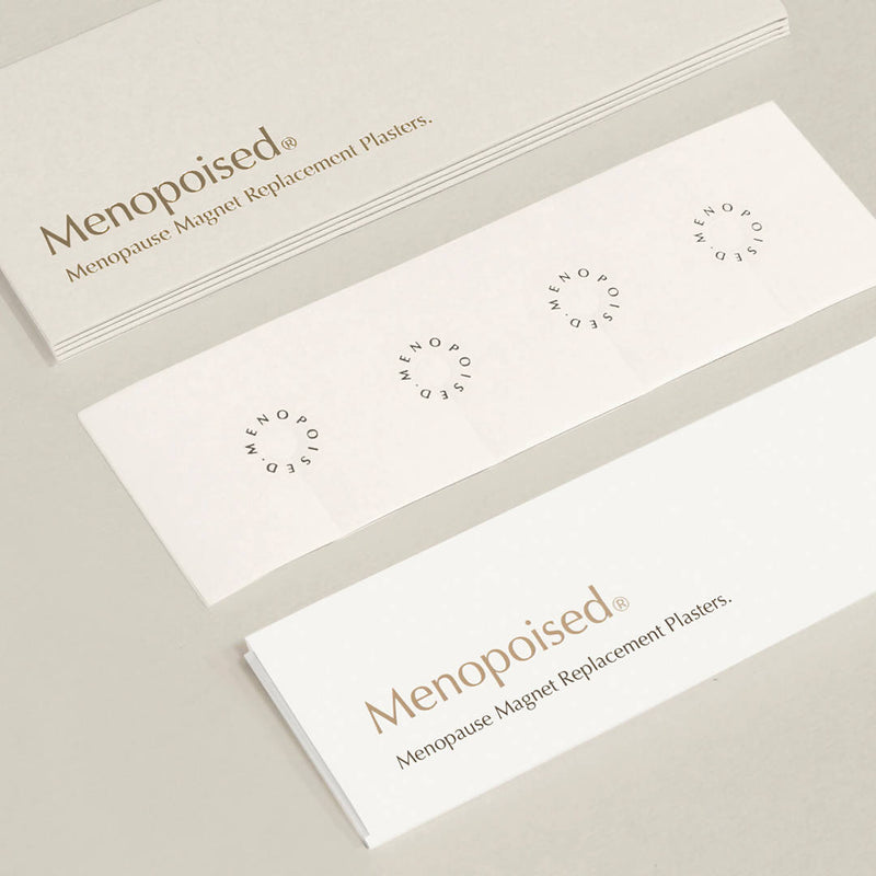 Menopoised Replacement Plasters