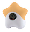 Star Night Light And Thermometer