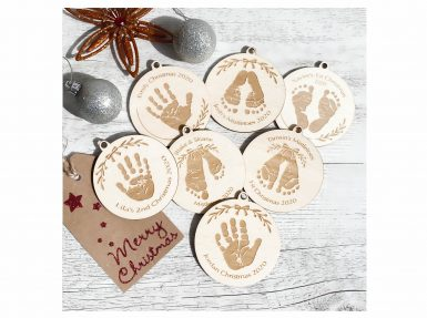 MistleToes Collection with Inkless Print Kit