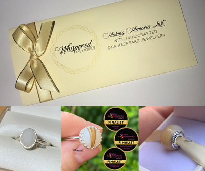 Whispered Memories: $100 Gift Voucher