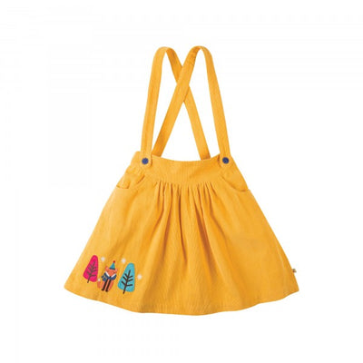 Enys Cord Skirt, Honey/Fox